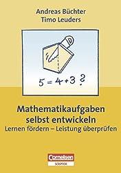 Praxisbuch - Mathematikaufgaben selbst entwickeln