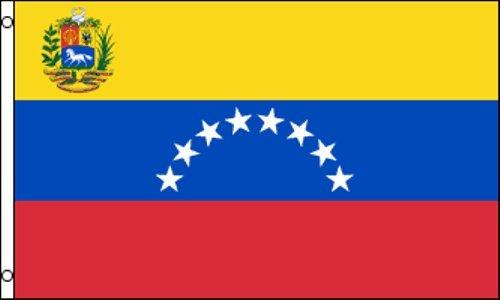 VENEZUELAN FLAG VENEZUELA Star Banner