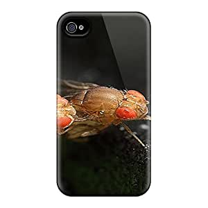 New Fashion Premium Tpu Case Cover For Iphone 4/4s - The Mating