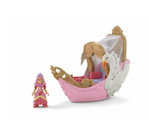 Fisher-Price Precious Places Swan Boat