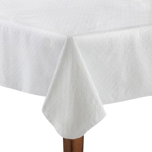 "HOTEL QLTD Peva Table Pad, 70"", White"