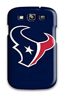 Case Cover Houston Texans/ Fashionable Case For Galaxy S3