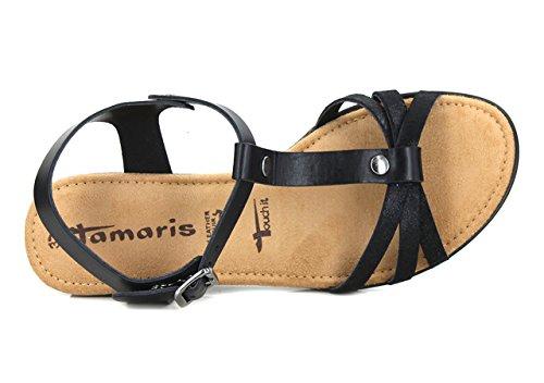Tamaris - Sandalias de Vestir Mujer negro