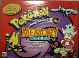 Pokemon Memory Game