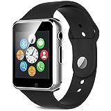 SYL PLUS Bluetooth Smartwatch (Silver)