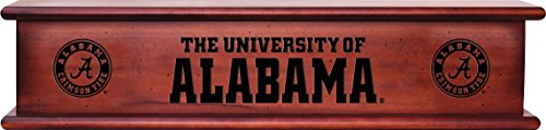 (Imperial Officially Licensed NCAA Merchandise: Wooden Memorabilia Shelf, Alabama Crimson Tide)