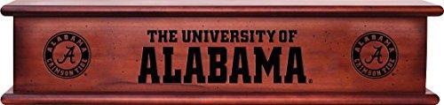 Football Alabama Wooden - Imperial Officially Licensed NCAA Merchandise: Wooden Memorabilia Shelf, Alabama Crimson Tide