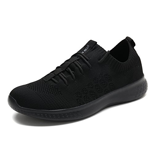 black Shoes Lightweight all Breathable Men's Sneakers PAIRS Athletic M170889 DREAM qzw7YT