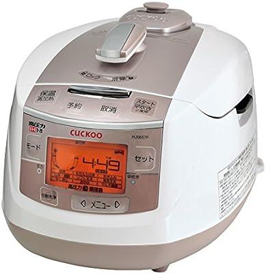 発芽玄米炊飯器