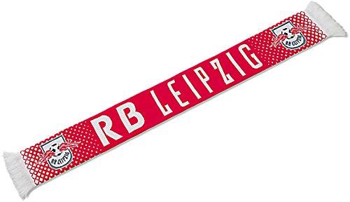 Schal RB Leipzig Home - 17 x 150 cm, + gratis Aufkleber, Flaggenfritze® Flaggenfritze®