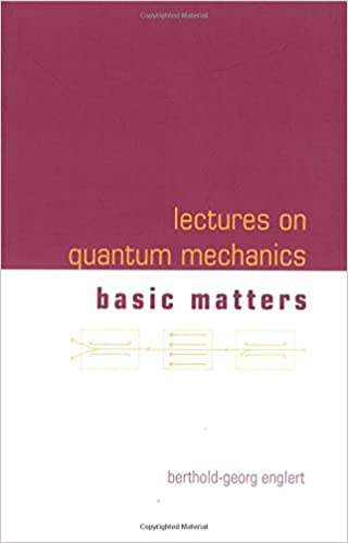1 lectures on quantum mechanics basic matters berthold georg 1 lectures on quantum mechanics basic matters fandeluxe Gallery
