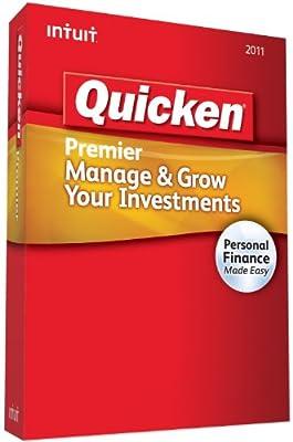 Quicken Premier 2011