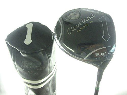 Cleveland Golf Classic XL Driver (Men's, Right Hand, Graphite, Stiff, 9.0 degree)