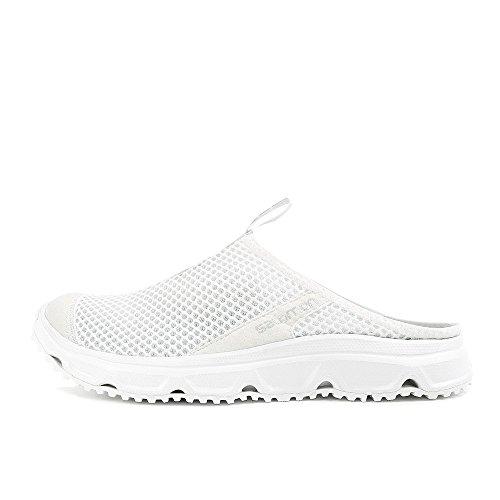 Salomon Rx Slide 3.0, Zapatillas de Running para Asfalto Unisex Adulto Blanco (White/white/silver Metallic-x)