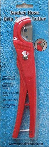 Soaker Hose & Drip Tubing Cutter