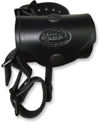 Motorcycle Hammer (Nash Motorcycle Company HHBLBL Hammer Hanger - Black w/ Black Hardware)