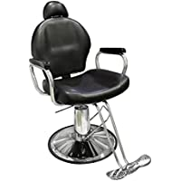 Wakrays New Reclining Hydraulic Barber Chair Salon Styling Beauty Spa Shampoo Equipment