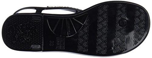 44454 Noir Bout Sandales Femme Gioseppo Black Ouvert FZqRxZn1