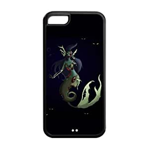 CSKFUCreative Age Case, The Little Mermaid Hard Plastic Back Cover Case for iphone 6 4.7 inch iphone 6 4.7 inch