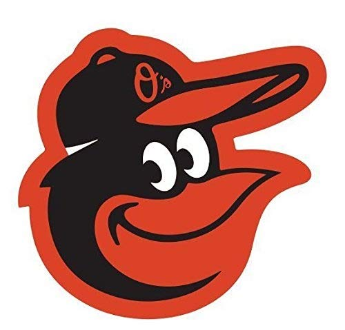 Baltimore Orioles car Decal | 3 Size Sticker Window Poster Patch S53 | Baltimore Orioles Wall Banners (5 - Orioles Tailgate Baltimore