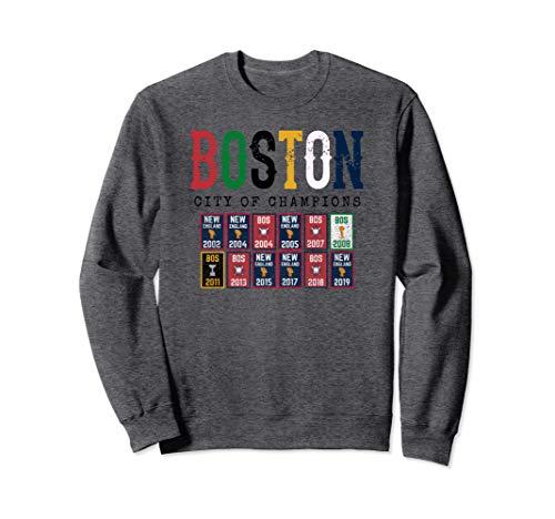 boston city of champions sweater - 4