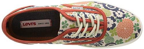 Levi's Palmdale 223122 - Zapatillas Mujer Blanco (51)