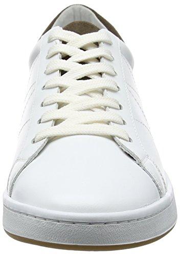 Scarpe Di Legno Legno Herren Bo Scarpa Basso Bianco (bianco)