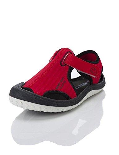 HILEELANG Kids Boy Girl Soft Light Weight Closed Toe Sport Sandals Beach Shoes (Toddler/Little/Big Kid)