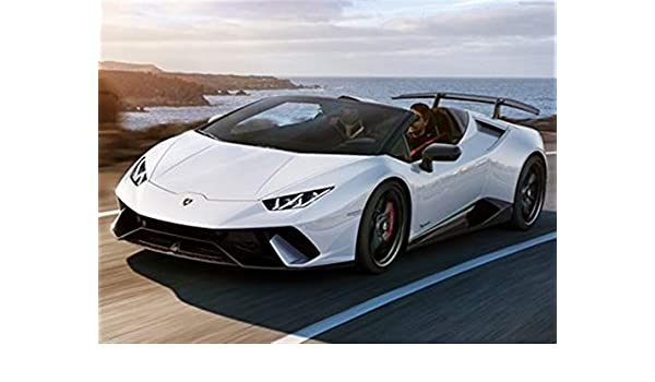 Amazoncom Lamborghini Huracan Performante Spyder 2019