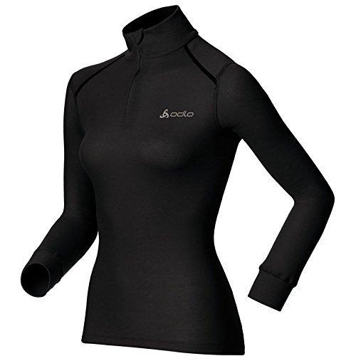 Odlo Warm T-Shirt manches longues 1/2 zip Femme product image