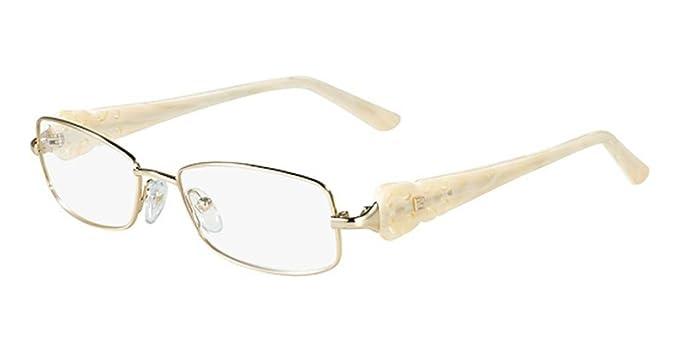 8fa079a9ec3f Image Unavailable. Image not available for. Colour  FENDI 897 714 RX Glasses