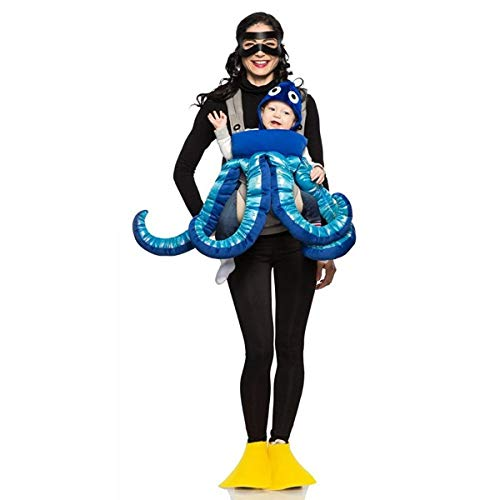 Diver and Octopus Costume Standard ()