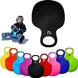 Snow Sled Board,Outdoor Winter Plastic Snow Sled Board,Plastic Cold Resistant Skiing Boards Snow Grass Sand Board Ski…
