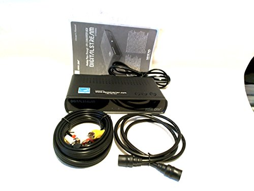 - Digital Stream Analog Pass-Through DTV Converter Box