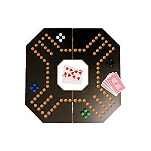 Jackaroo for 4 players - Black board
