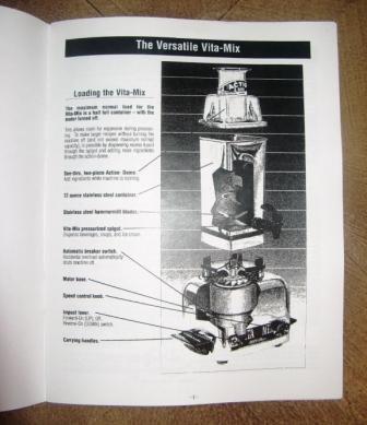 vita mix 3600 3600 4000 manual instructions directions recipes rh amazon com Vitamix 3600 Blade Assembly Replacement vitamix 3600 manual pdf