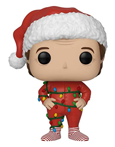 Funko POP! Disney: Santa Clause - Santa with Lights]()