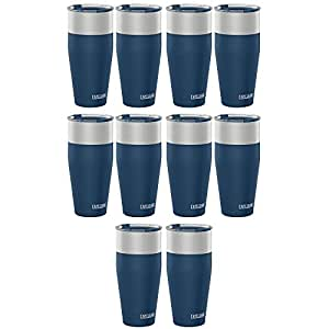 CamelBak KickBak 30 Oz Hot Cold Double Walled Vacuum Insulated Tumbler (10 Pack)