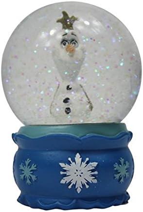 Disney de Frozen Olaf nieve Shaker – Bola de nieve Navidad pantalla: Amazon.es: Hogar