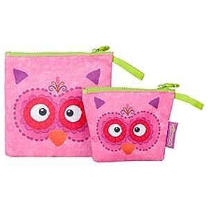 Okiedog 86034 Wildpack Junior Owl Snack Pack Lunch Bag