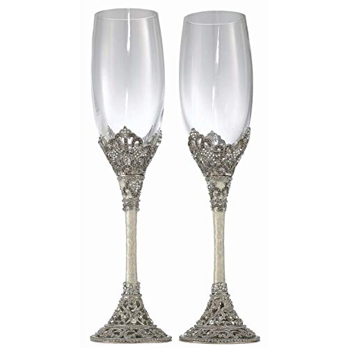 - Olivia Riegel Celebration Flute Pair - 8 oz.