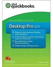 QuickBooks® Desktop Pro 2019 –Accounting & Invoicing Software, English