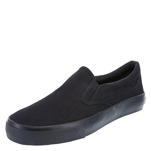Airwalk Men's Stitch Slip Black on rrxwd1TqWH
