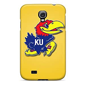 Kansas Jayhawks Case Compatible With Galaxy S4/ Hot Protection Case