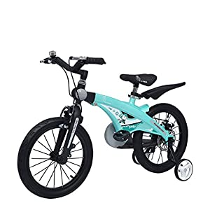 R for Rabbit Tiny Toes Jazz Bicycle for Kids Cycle (16 inch/T – for Kids 4 Years to 7 Years)