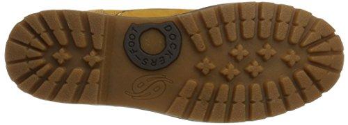 Dockers by Gerli Damen Desert Boots, Gelb (Golden Tan), 42 EU