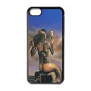 CSKFUiphone 6 5.5 plus iphone 6 5.5 plus The little mermaid Phone Back Case Custom Art Print Design Hard Shell Protection YG016664