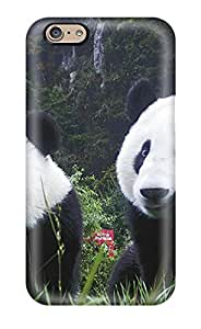 Perfect Panda Bears Case Cover Skin For Iphone 6 Phone Case