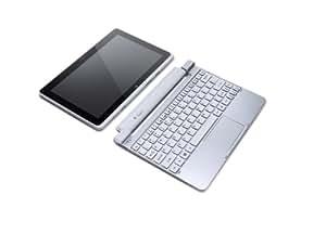 """Acer Iconia W510 - Tablet de 10.1"""" (WiFi + Bluetooth, 32 GB, 2 GB RAM, Windows 8), Blanco y plata"""