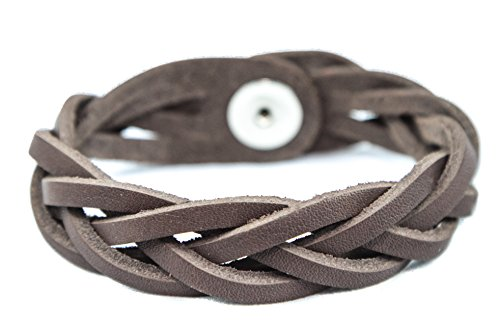 Genuine Leather Essential Diffuser Bracelet